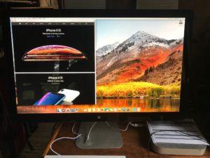 Apple 27″ Monitor Repair